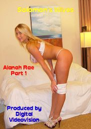 "Just Added presents the adult entertainment movie ""Solomon's Wives: Alanah Rae""."