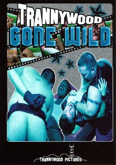 "Adult entertainment movie ""Trannywood Gone Wild"" starring Dale Ryder, River Tiger & Rowan Maclachlan. Produced by Trannywood Pictures."