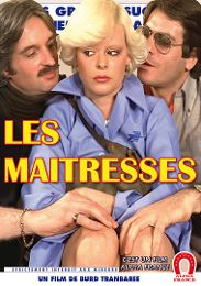 "Just Added presents the adult entertainment movie ""The Mistresses - French""."
