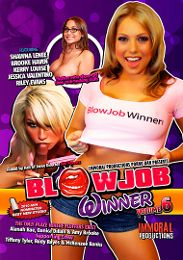 """Just Added presents the adult entertainment movie """"Blowjob Winner 6""""."""