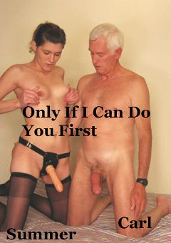 "Adult entertainment movie ""Only If I Can Do You First"" starring Summer Blu & Carl Hubay. Produced by Hot Clits Video."