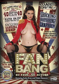 "Adult entertainment movie ""Fan Bang With Sabrina Deep"" starring Sabrina Deep, Trinity Summers & Sasha Knox. Produced by Metro Media Entertainment."