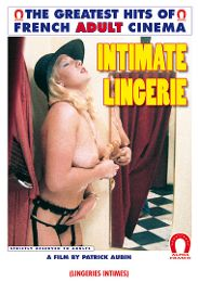 """Just Added presents the adult entertainment movie """"Intimate Lingerie""""."""