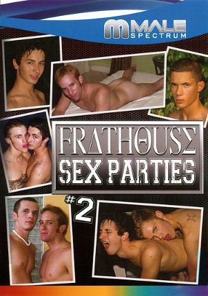 Gay Adult Movie Frathouse Sex Parties 2