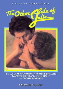 "Adult entertainment movie ""The Other Side Of Julie"" starring Kristine Heller, George Banner & William Paulson. Produced by Cal Vista Classic."