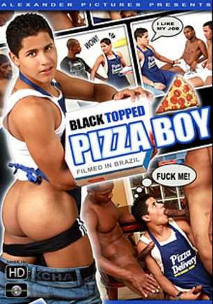 Black Topped Pizza Boy, starring Martino Paiva, produced by Alexander Pictures.