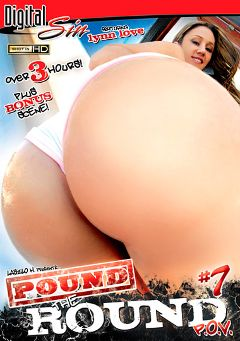 "Adult entertainment movie ""Pound The Round P.O.V. 7"" starring Lynn Love, Tori Lux & Katie Summers. Produced by Digital Sin."