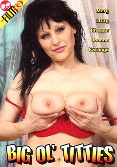 "Adult entertainment movie ""Big Ol' Titties"" starring Mery, Joanna Sky & Rhegan O'Makin. Produced by Filmco."
