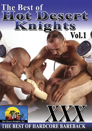 Gay Adult Movie The Best of Hot Desert Knights: Bareback