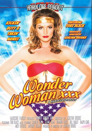 Wonder Woman XXX: A Hardcore Parody, starring Tori Black, Bill Bailey, Gracie Glam, Ralph Long, Carolyn Reese, Diamond Foxx, Mikey Butders and Anthony Rosano, produced by Hardcore Parody and Mile High Media.