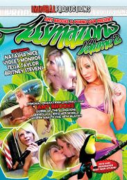 "Featured Category - Double Penetration presents the adult entertainment movie ""Assmazons 2""."