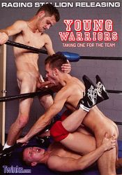 Gay Adult Movie Young Warriors Taking One For The Team
