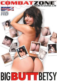 "Adult entertainment movie ""Big Butt Betsy"" starring Mina, Daya Layne & Cami Smalls. Produced by Combat Zone."