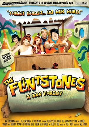 Straight Adult Movie The Flintstones A XXX Parody