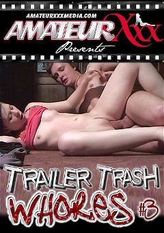 "Adult entertainment movie ""Trailer Trash Whores 3"" starring Alinna, Julie & Britney. Produced by Platinum Media."