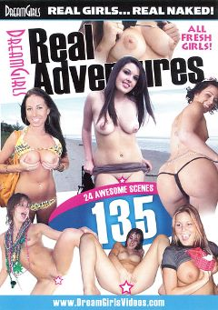 "Adult entertainment movie ""Real Adventures 135"". Produced by Dream Girls."
