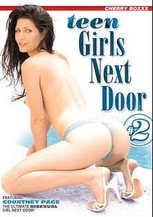 Teen Girls Next Door 2, starring Page, Mariana Mae, Mimi Blaze, Shane Levi, Ruby Knox, Gotti, Angel Marie, Jenni Lee, Talon, Wesley Pipes and Rick Masters, produced by K-Beech and Cherry Boxxx.