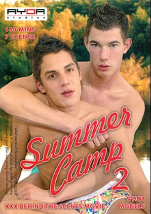 Summer Camp 2, starring Andrew Shut, Chad Driver, Johnny Lee, Pavel Lettina, Nikolas Markov, Franco Conti, Dominik Trojan, Billy Dexter and Mark Zebro, produced by Ayor Studios.