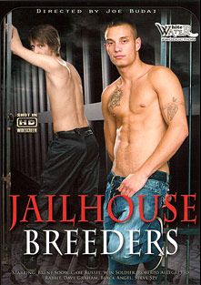 Jailhouse Breeders, starring Gabe Russell, Brent Soow, Roberto Alegretto, Dave Graham, Win Soldier, Black Angel, Steve Spy and Rabbit, produced by White Water Productions.