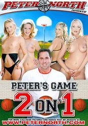 Straight Adult Movie Peter's Game 2 on 1