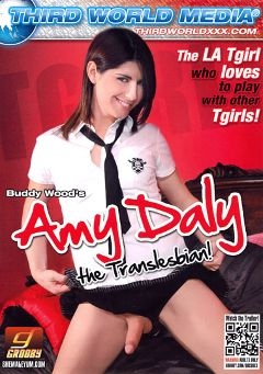 "Adult entertainment movie ""Amy Daly The Translesbian"" starring Amy Daly, Juliette Stray & Bee Armitage. Produced by Third World Media."