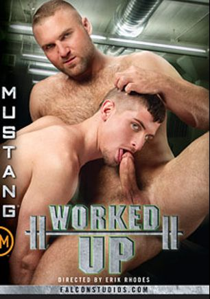 Worked Up, starring Phenix Saint, Samuel Colt, Jim Ferro, Hunter Mark, Parker Perry, Jayden Grey, Scott Campbell and Tom Wolfe, produced by Falcon Studios Group, Mustang and Falcon Studios.
