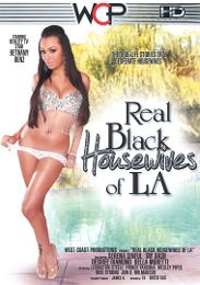 "Just Added presents the adult entertainment movie ""Real Black Housewives Of LA""."