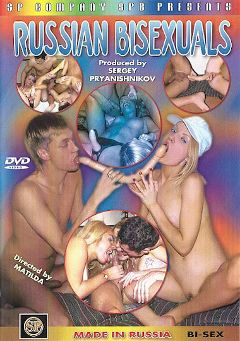 "Adult entertainment movie ""Russian Bisexuals"" starring Tahr. Produced by Tommy Kaye Productions."