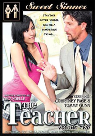 The Teacher 2, starring Page, Jessie Andrews, Nica Noelle, Wolf Hudson, Tommy Gunn and Raylene, produced by Sweet Sinner and Mile High Media.