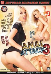 Straight Adult Movie Anal Attack 3