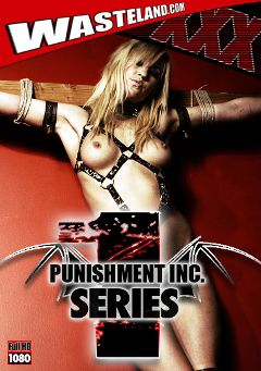 "Adult entertainment movie ""Punishment Inc. Series"" starring Heather, Keni Styles & Adrianna Nicole. Produced by Wasteland Studios."