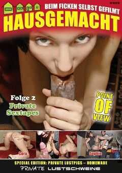 "Adult entertainment movie ""Beim Ficken Selbst Gefilmt Hausgemacht 2"" starring Cora & Sophie. Produced by MEGA-FILM."