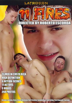 Gay Adult Movie 11 Fires
