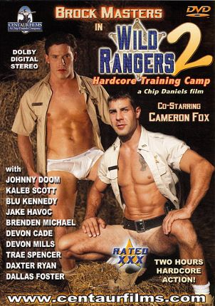 Gay Adult Movie Wild Rangers 2