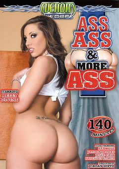 "Adult entertainment movie ""Ass Ass And More Ass"" starring Kelly Divine, Julie Cash & Jayden Jaymes. Produced by Venom Digital Media."