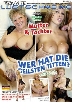 "Adult entertainment movie ""Wer Hat Die Geilstein Titten"" starring Clara. Produced by MEGA-FILM."