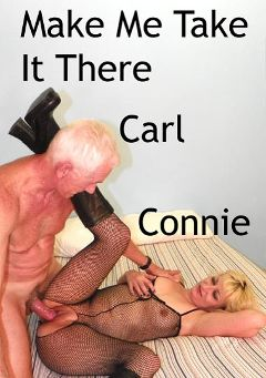 "Adult entertainment movie ""Make Me Take It There"" starring Connie Sears & Carl Hubay. Produced by Hot Clits Video."