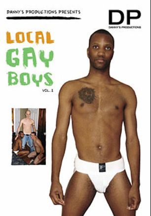 Local Gay Boys 2, starring Brandon Richard, James Daniels, Zac Valentine and Marc Richcock, produced by Danny's Productions and Edward James Productions.