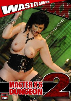 "Adult entertainment movie ""Master X's Dungeon 2"" starring Jada Sinn, Master X & Eric X. Produced by Wasteland Studios."