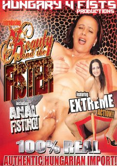 "Adult entertainment movie ""Beauty And The Fister"". Produced by Hell's Ground Production."