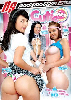"Adult entertainment movie ""Cutie Pies Part 2"" starring Hayden Winters, Chloe Cane & Ashli Orion. Produced by New Sensations."