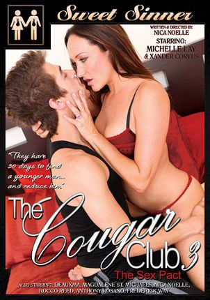 Straight Adult Movie The Cougar Club 3: The Sex Pact