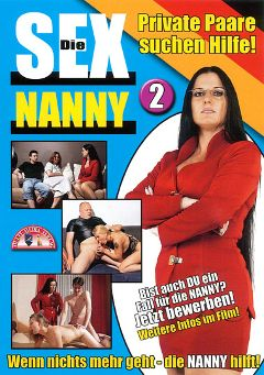 "Adult entertainment movie ""Die Sex Nanny 2"". Produced by MMV Multi Media Verlag."