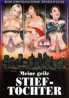 "Adult entertainment movie ""Meine Geile Stieftochter"". Produced by MMV Multi Media Verlag."
