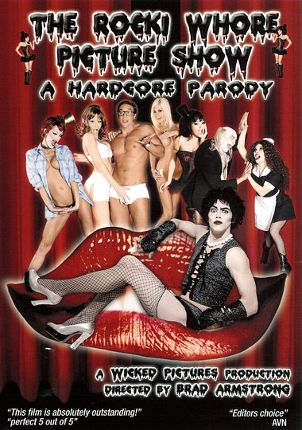 Straight Adult Movie The Rocki Whore Picture Show: A Hardcore Parody