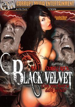 "Adult entertainment movie ""Black Velvet"" starring Daisy Rock, Veronica Jett & Deja Daire. Produced by Corrupt Media Entertainment."