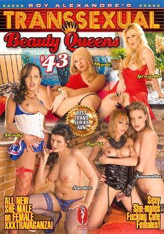 "Adult entertainment movie ""Transsexual Beauty Queens 43"" starring Ingrid Von Furstenried, Mizuki (o) & Samantha Jolie. Produced by Androgeny Production."