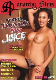 """Just Added presents the adult entertainment movie """"You Drank My Juice""""."""