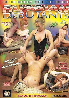 "Adult entertainment movie ""Russian Debutants 4"". Produced by Tommy Kaye Productions."