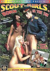 Straight Adult Movie Girl Scouts: Girls Born In The Sin